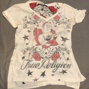 True religion shirt!